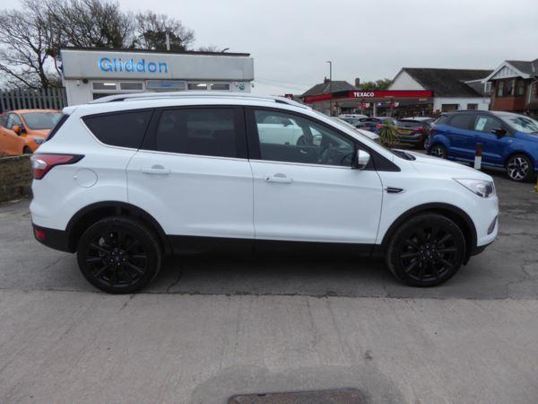 2019 (69) Ford Kuga 2.0 TDCi Titanium X Edition 4WD 180 PS For Sale In Brixham, Devon