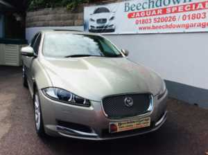 2012 62 Jaguar XF 2.2d [200] Premium Luxury 4dr Auto (2013 MODEL YEAR) 4 Doors Saloon