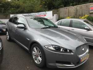 2014 64 Jaguar XF 3.0d V6 Luxury 5dr Auto 5 Doors Estate