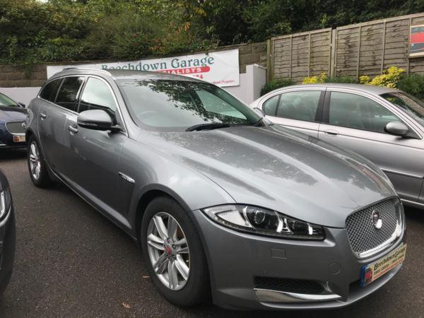 2014 (64) Jaguar XF 3.0d V6 Luxury 5dr Auto For Sale In Paignton, Devon