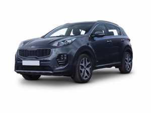 2018 18 Kia Sportage 1.6 GDi ISG 2 5 Doors SUV