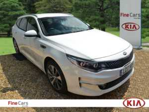 2017 17 Kia Optima 1.7 CRDi ISG 3 4 Doors Saloon