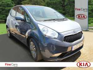2017 (17) Kia Venga 1.6 CRDi ISG 4 For Sale In Gosport, Hampshire