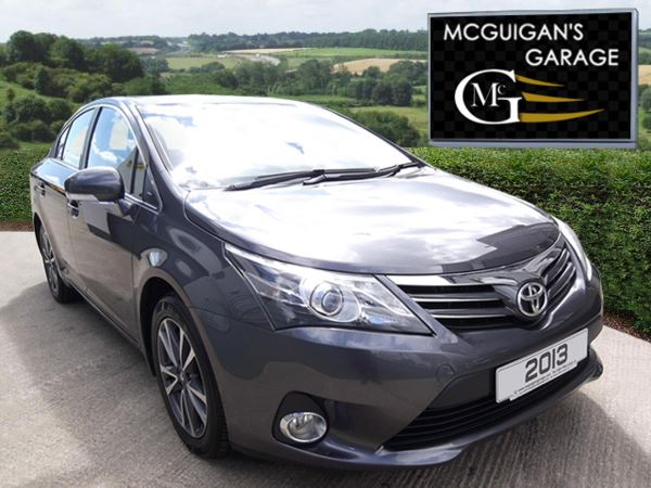 2013 (13) Toyota Avensis 2.0 D-4D Icon 4dr For Sale In Swatragh, County Derry
