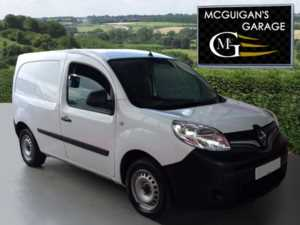 2015 (65) Renault Kangoo ML19 , dCi 75 , Business Van For Sale In Swatragh, County Derry