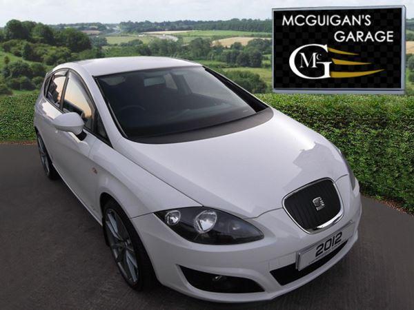 "2012 (62) SEAT Leon 1.6 TDI CR Ecomotive S Copa , 19"" Alloys For Sale In Swatragh, County Derry"