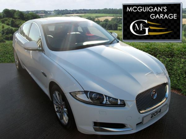 2014 (14) Jaguar XF 3.0d V6 Premium Luxury 4dr Auto [Start Stop] For Sale In Swatragh, County Derry