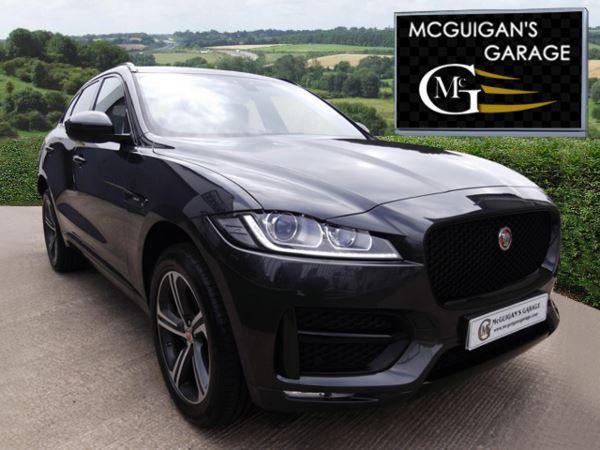 2019 (19) Jaguar F-Pace 2.0d R-Sport 5dr Auto AWD For Sale In Swatragh, County Derry