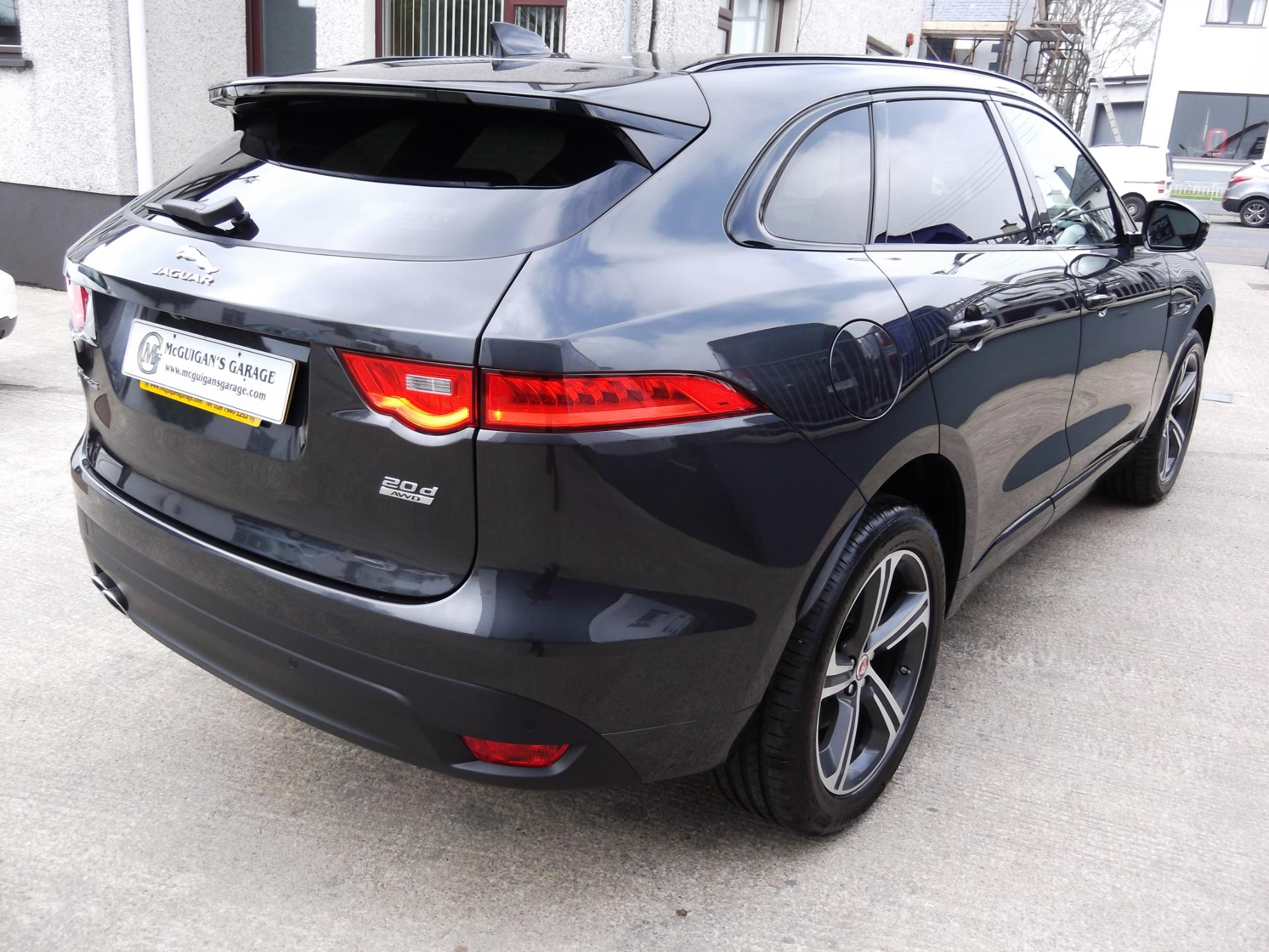 Used Jaguar F-Pace 2.0d R-Sport 5dr Auto AWD 5 Doors Estate for sale in Swatragh, County Derry ...