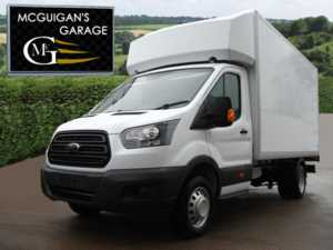 2018 (67) Ford Transit 350 , 2.0 TDCi 130ps , Luton Body with Electric Tail Lift For Sale In Swatragh, County Derry