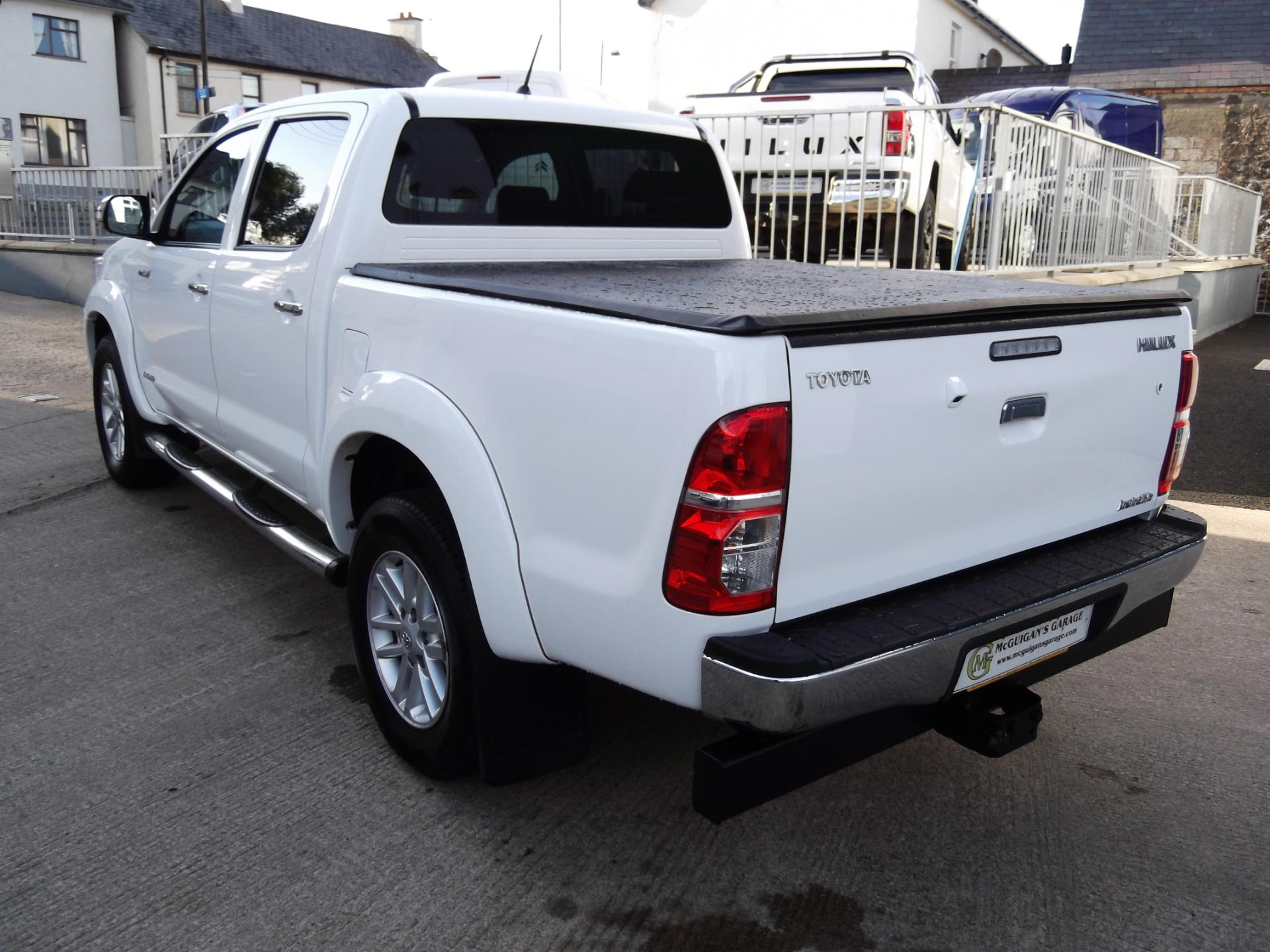 Used Toyota Hilux INVINCIBLE , 3 0 D-4D 171 , 4x4 Double Cab