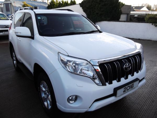 2016 (16) Toyota Landcruiser 2.8 D-4D / 177 bhp , Active , 2 Seats , Commercial For Sale In Swatragh, County Derry