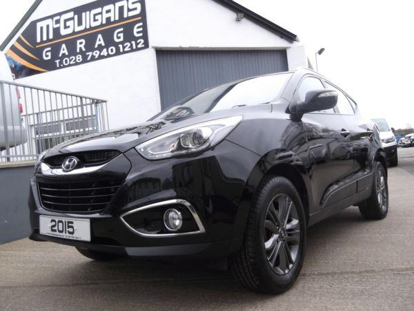 2015 (64) Hyundai Ix35 1.7 CRDi , SE , 5dr , 2WD , Half Leather Trim , Park Sensors For Sale In Swatragh, County Derry