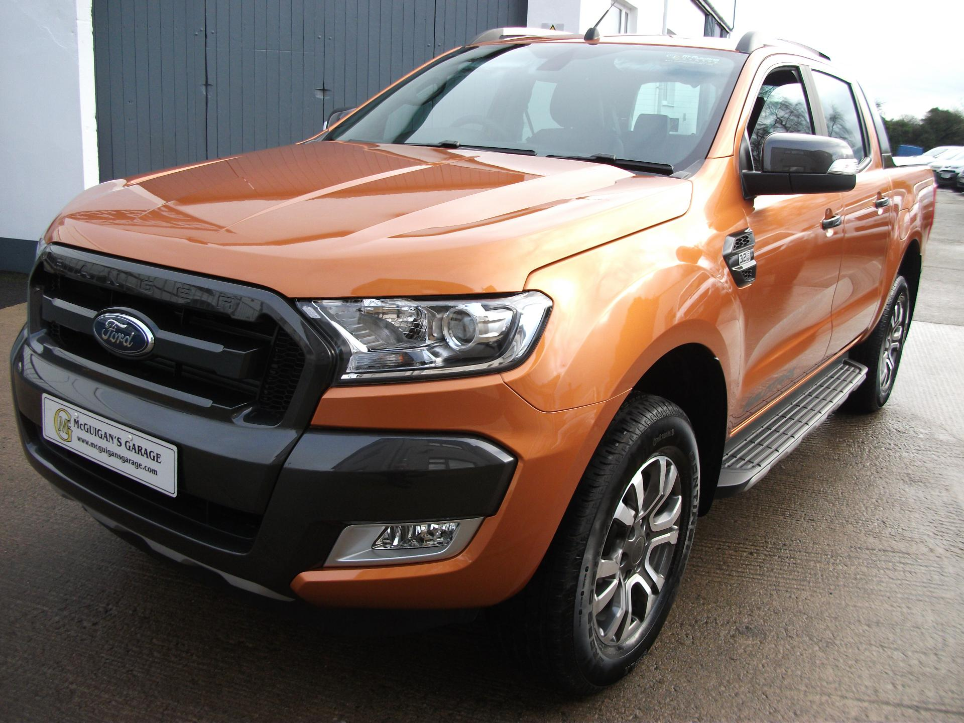 2018 67 ford ranger wildtrak 3 2 tdci 200ps auto 4x4 for