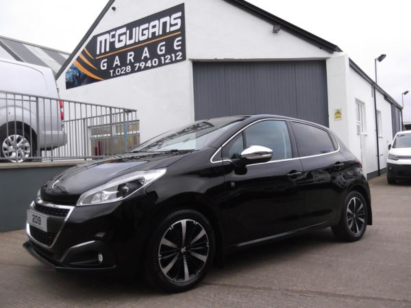 2019 (68) Peugeot 208 1.5 BlueHDi Tech Edition 5dr For Sale In Swatragh, County Derry