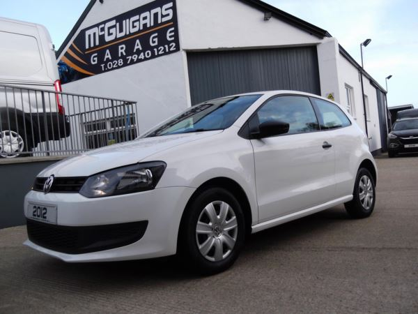 2012 (61) Volkswagen Polo 1.2 60 S 3dr ** 6 MONTHS WARRANTY** For Sale In Swatragh, County Derry