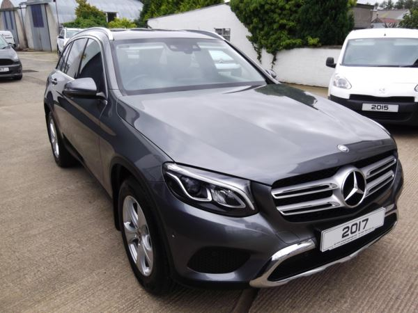 2017 (17) Mercedes-Benz GLC 220d , 4Matic , Sport , 9G-Tronic For Sale In Swatragh, County Derry