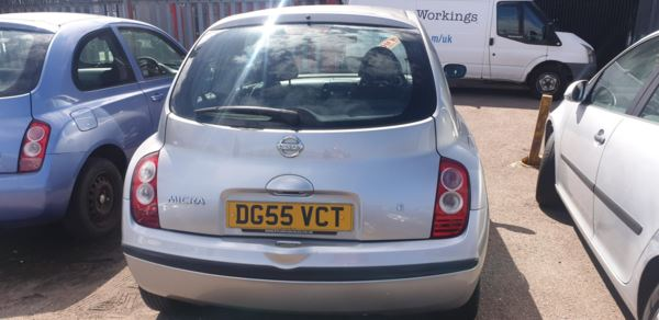 2005 (55) Nissan Micra 1.2 E 3dr For Sale In Wednesbury, West Midlands