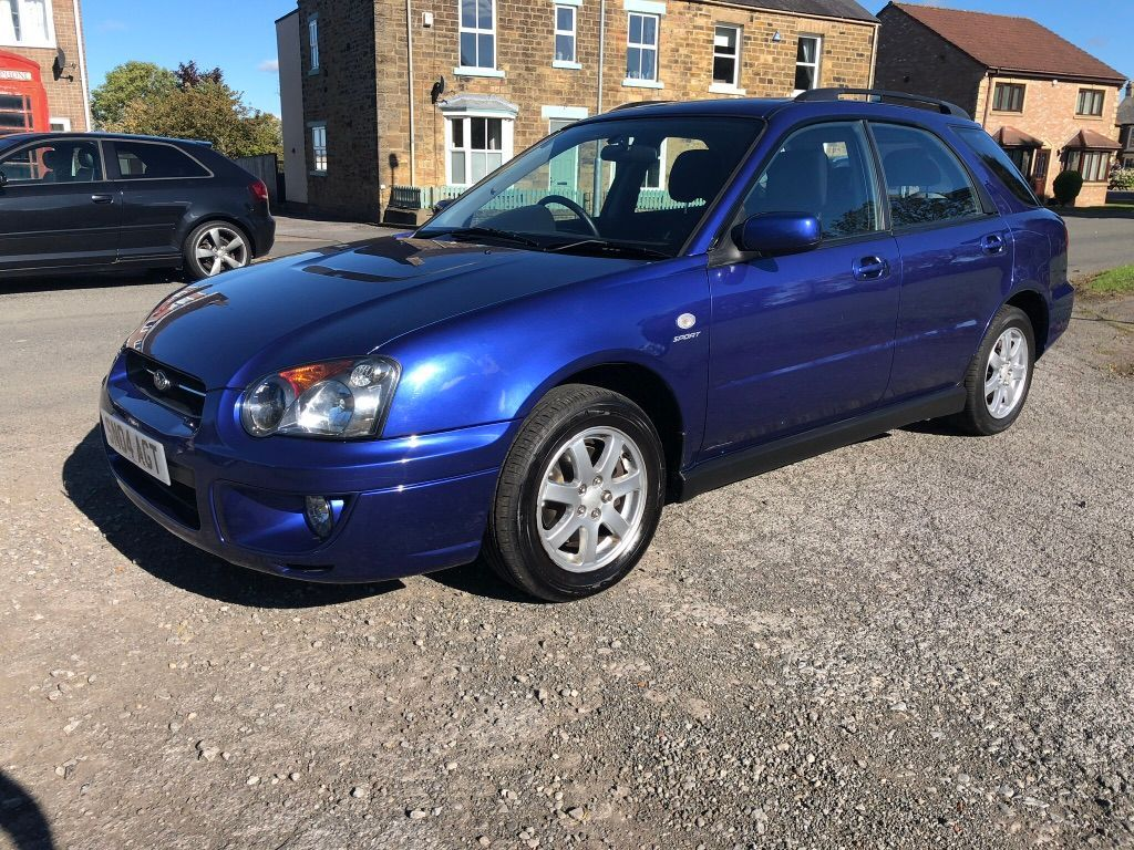 Used Subaru For Sale Near Me >> Used Subaru Impreza 2 0 Gx Sport 5dr 5 Doors Hatchback For