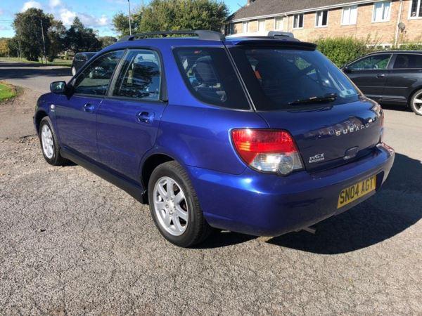 2004 (04) Subaru Impreza 2.0 GX Sport 5dr For Sale In Spennymoor, Co Durham