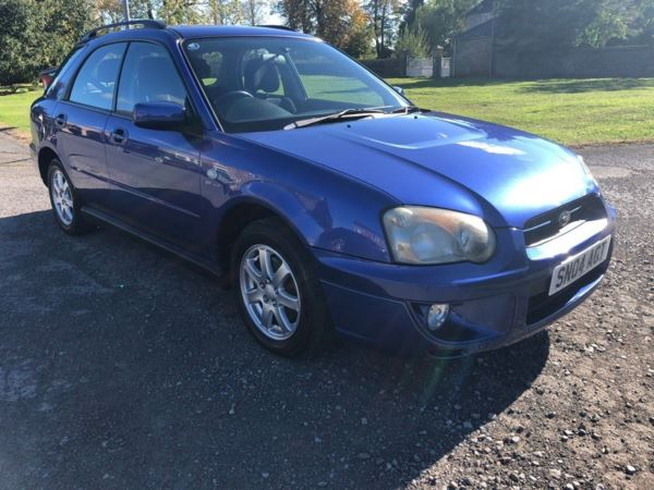 2004 (04) Subaru Impreza 2.0 GX Sport 5dr For Sale In Spennymoor, Co Durham
