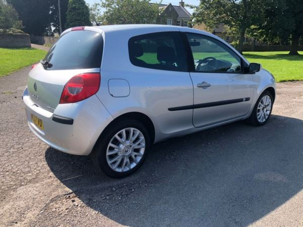 2007 (07) Renault Clio 1.4 16v Dynamique S 3dr For Sale In Spennymoor, Co Durham