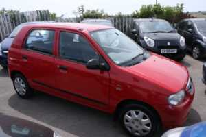 2005 05 Suzuki Alto 5 door Doors