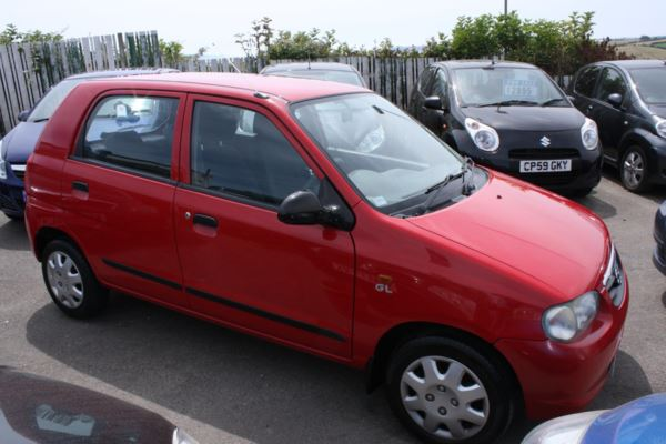 2005 (05) Suzuki Alto 5 door For Sale In Weymouth, Dorset