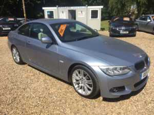 2011 (11) BMW 3 Series 325d M Sport Step Auto For Sale In Whittlesey, Peterborough