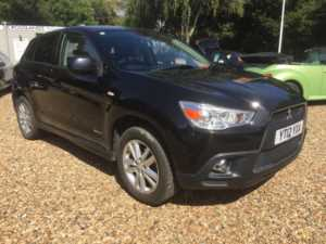 2012 (12) Mitsubishi Asx 1.6 3 ClearTec For Sale In Whittlesey, Peterborough
