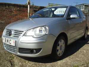 2006 (06) Volkswagen Polo 1.4 S 75 FACELIFT, 3-DOOR For Sale In Datchet, Berkshire