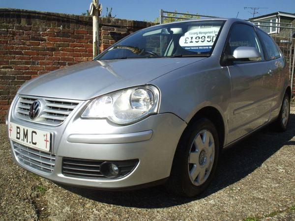 2006 (06) Volkswagen Polo 1.4 S 75 FACELIFT, 3-DOOR For Sale In Datchet, Berkshire