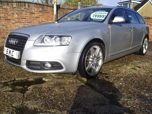 2011 (60) Audi A6 Avant 2.0 TDI SPECIAL EDITION S-LINE 1 OWNER, F.S.H , 6-SPEED For Sale In Datchet, Berkshire