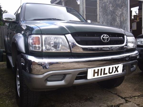 2002 (02) Toyota Hilux SPECIALISTS, 2.5TD ,4WD ,EX,VX,INV,PICK-UPS For Sale In Datchet, Berkshire