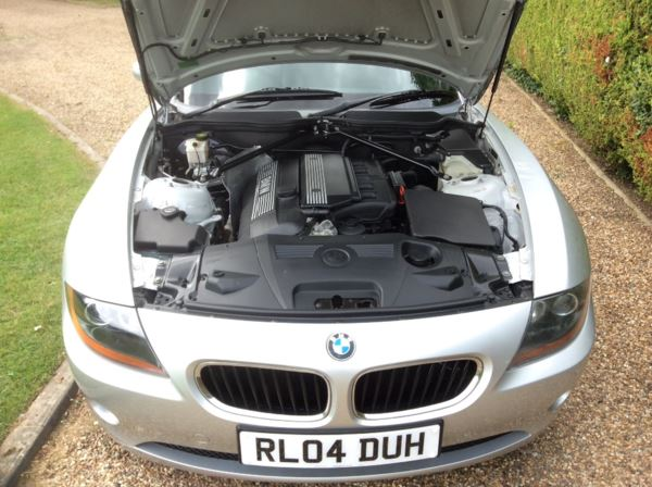2004 (04) BMW Z4 2.2 i SE Roadster 2dr For Sale In Epping, Essex