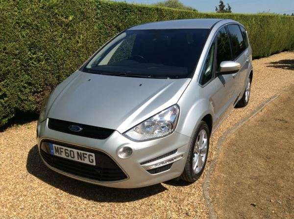 2010 (60) Ford S-MAX 2.0 TDCi 140 Titanium 5dr For Sale In Epping, Essex