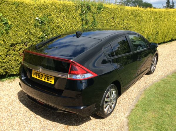 2012 (62) Honda Insight 1.3 IMA HS Hybrid 5dr CVT ZERO ROAD TAX For Sale In North Weald, Essex