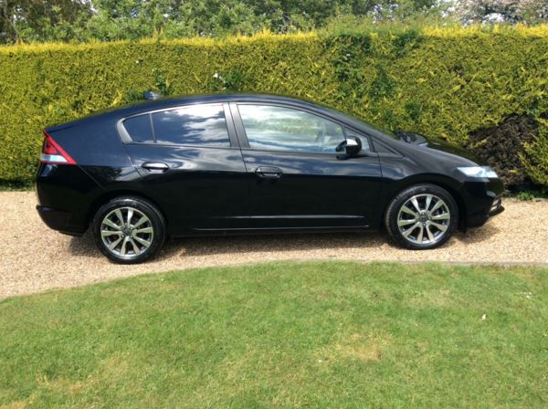 2012 (62) Honda Insight 1.3 IMA HS Hybrid 5dr CVT ZERO ROAD TAX For Sale In Epping, Essex