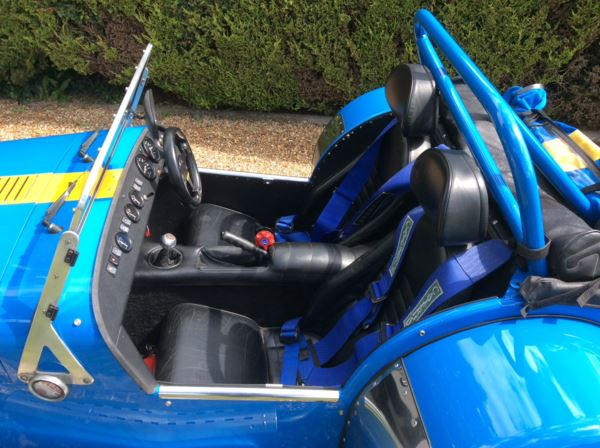 1999 Caterham Seven ROADSPORT For Sale In North Weald, Essex