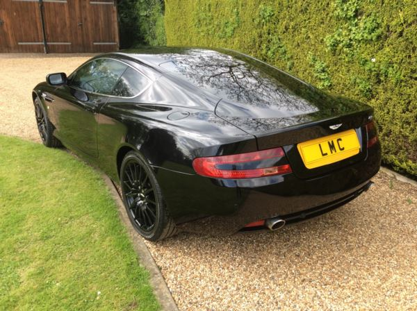 2005 (05) Aston Martin DB9 V12 2dr Touchtronic Auto For Sale In Epping, Essex