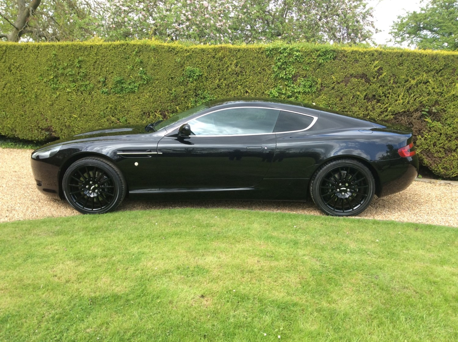 Used Aston Martin DB V Dr Touchtronic Auto Doors Coupe For - Used aston martin db9 for sale