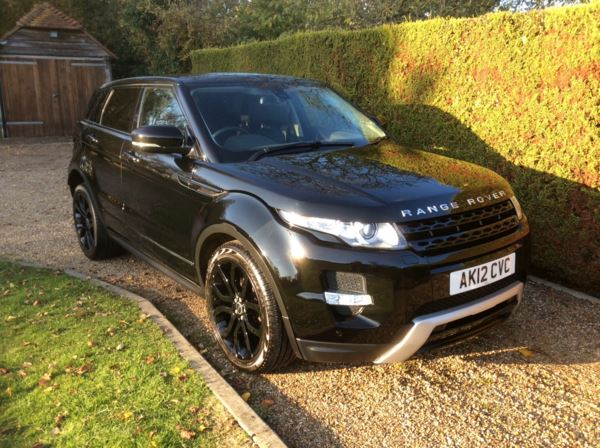 Used Land Rover Range Rover Evoque 2 2 Sd4 Dynamic 5dr Auto 5 Doors Estate For Sale In North Weald Essex Longfield Motor Co Ltd
