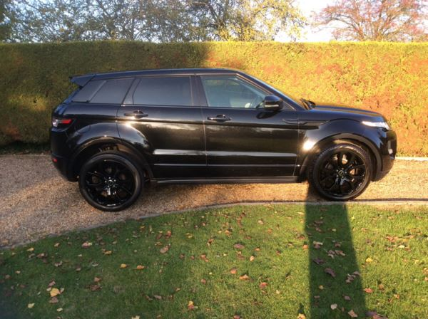 2012 (12) Land Rover Range Rover Evoque 2.2 SD4 Dynamic 5dr Auto For Sale In Epping, Essex