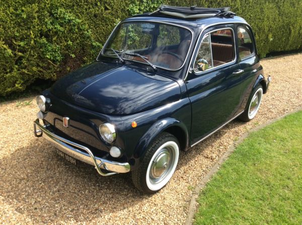 2017 Fiat 500 500 Lusso For Sale In Epping, Essex