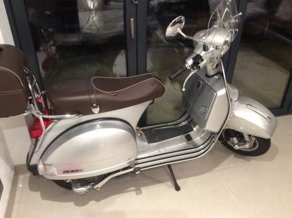 2017 (67) Piaggio VESPA PX 125 70th Year Anniversary Edition For Sale In North Weald, Essex