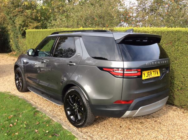 2019 (68) Land Rover Discovery 3.0 SDV6 306 HSE Commercial Auto For Sale In North Weald, Essex