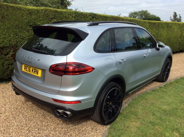 2016 (16) Porsche Cayenne S 5dr Tiptronic S For Sale In Epping, Essex