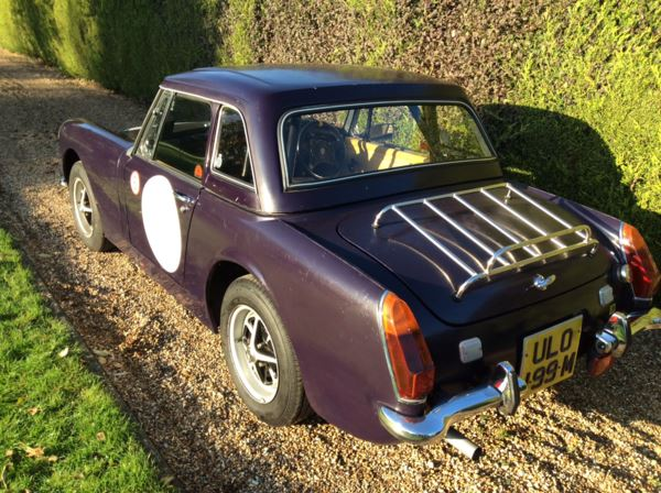 1973 MG Midget 1275 Mk3 RWA For Sale In North Weald, Essex