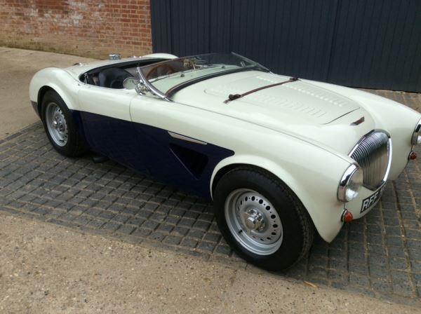 1954 (R) Austin Healey 100/4 V8 For Sale In Epping, Essex