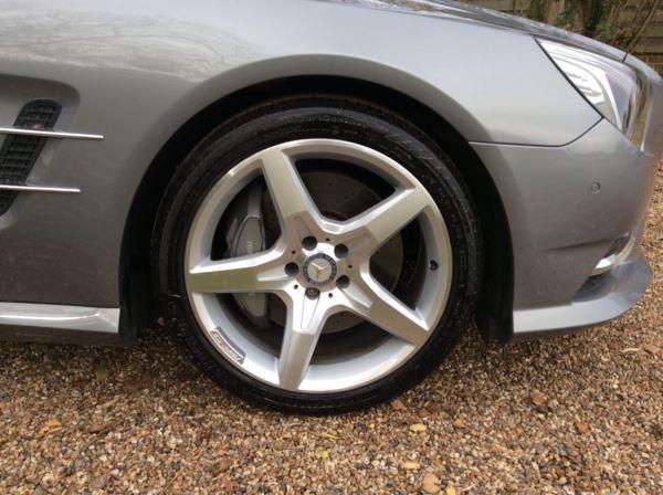 2012 (62) Mercedes-Benz SL Class SL 350 2dr Auto For Sale In North Weald, Essex